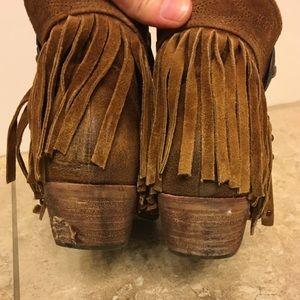 Sam Edelman Shoes - Sam Edelman Sidney Fringe Booties